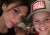 Виктория Бекхэм хочет стать менеджером своего сына Круза